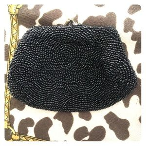 Bags By Josef • 1930's Vintage • Beaded Coin Purse